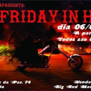 Hells Angels Rio de Janeiro – Friday in Hell