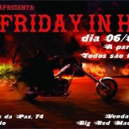 Hells Angels Rio de Janeiro – Friday in Hell